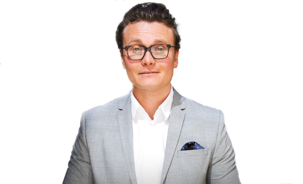 Fredrik Grufvisare, CEO, UBI Global