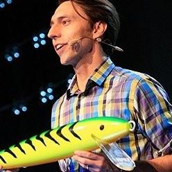 Johan Attby, Founder, FishBrain AB