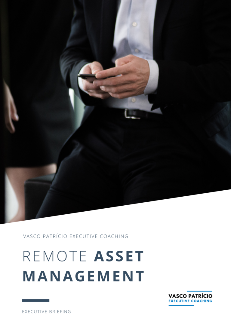 Remote Asset Management Report Cover